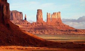 Monument Valley, Arizona and Utah - 2001 odyssee de l'espace
