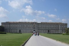 Royal Palace in Caserta, Italie - Star Wars 1 et 2