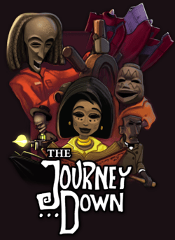 1- The Journey Down - Over the Edge - titre