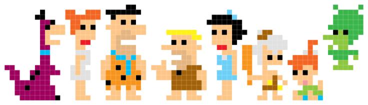 Flintstones iotacons
