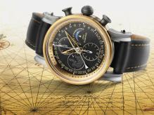 Horloge Montre Steampunk pirata1