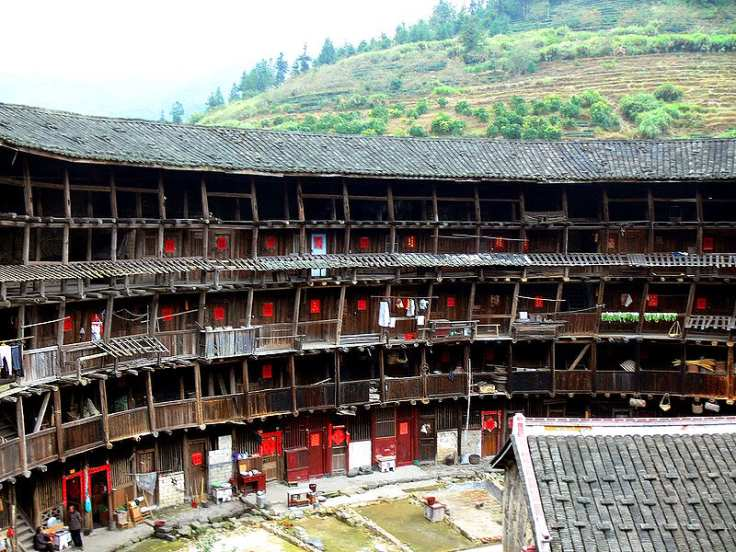 Yuchang-tulou