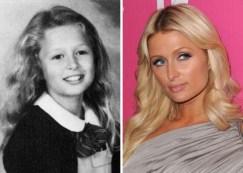 photos de stars jeune ecole Paris Hilton