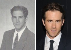 photos de stars jeune ecole Ryan Reynolds