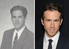 photos de stars jeune ecole Ryan Reynolds