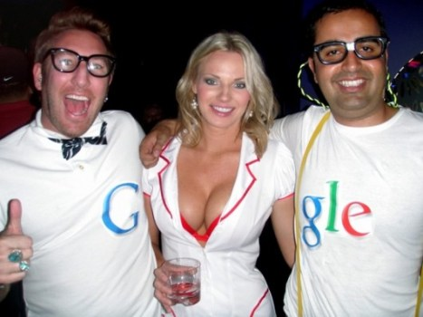 google boobs