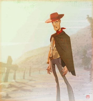 toy story woody clint eastwood