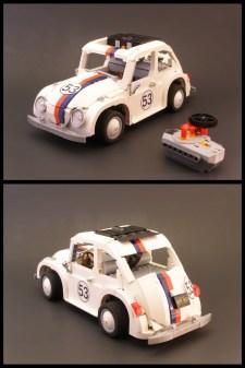 53 beetle lego