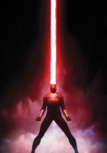 X-Men Origins Cyclops - by Adi Granov
