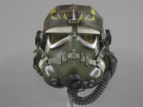 stormtrooper-casque post apocalyptique