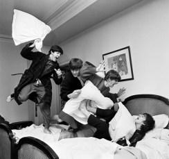 Harry+Benson beatles lit