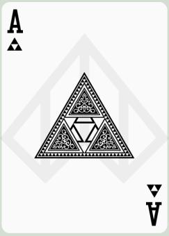 as de triforce