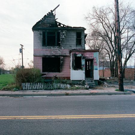 4 maison abandonnee
