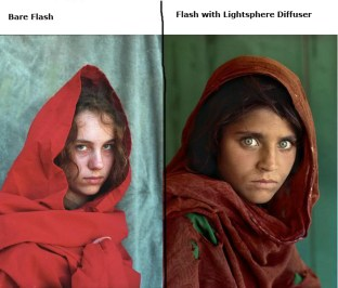 flash difference