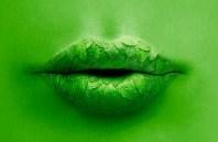bouche menthe