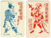 carte azteque joker