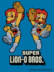 super lion o bros