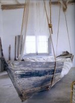divan bateau