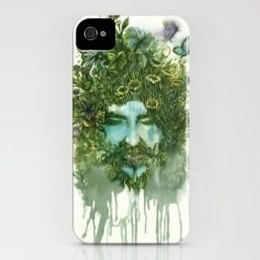 Supernature iPhone Case par Jimmy Tan
