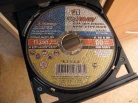 cd abrasif
