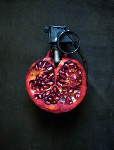grenade fruit arme