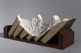 18 livre sculpture Guy Laramee