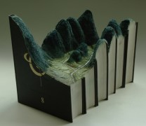 19 livre sculpture Guy Laramee