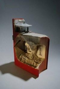 20 livre sculpture Guy Laramee