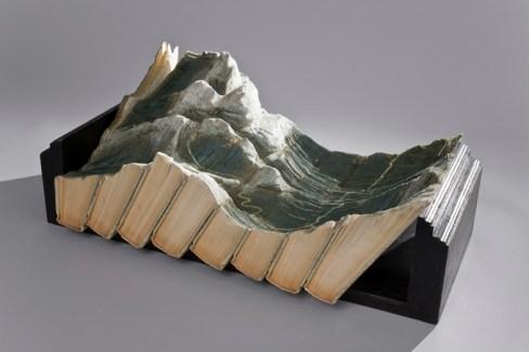 6 livre sculpture Guy Laramee