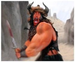 conan - mandryk - Crush Your Enemies