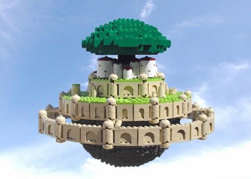 06 chateau lego castle