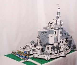 07 chateau lego castle