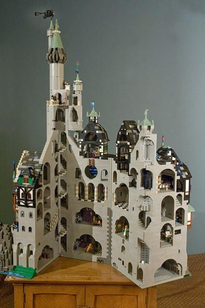 08 chateau lego castle