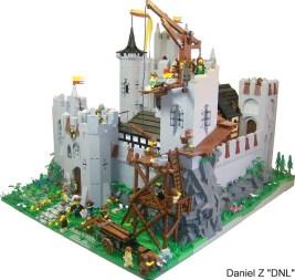 09 chateau lego castle