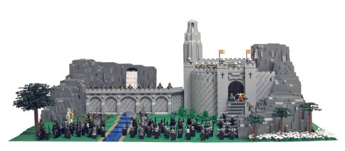 10 chateau lego castle