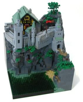 14 chateau lego castle