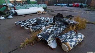 15 batiments abandonne russie