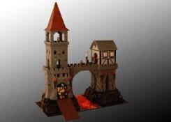 16 chateau lego castle