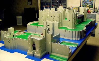 33 chateau lego castle