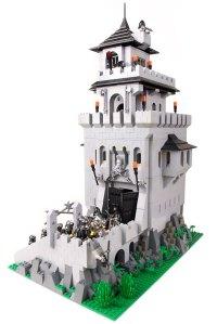 38 chateau lego castle