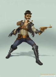 steampunk star wars ian solo