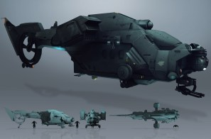 syndicate helicoptere