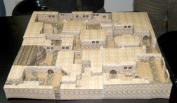 01-counter strike maquette papier de_dust2