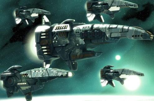 36-vaisseaux design concept dessin