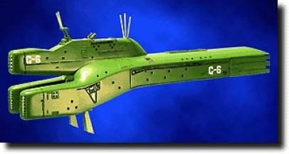 55-vaisseaux design concept dessin