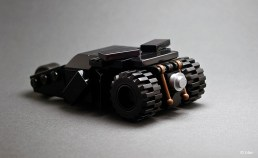 batmobile mini lego 2