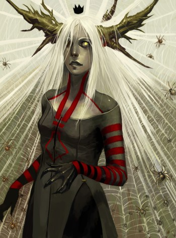 spider queen par graysapphire