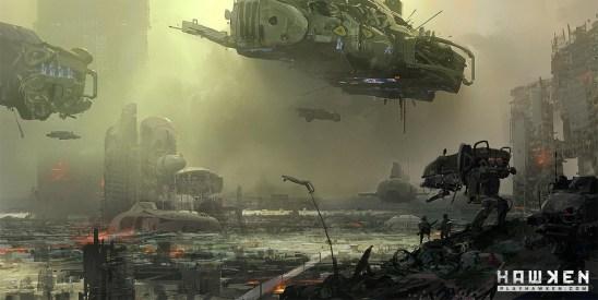 khang_le dessin vaisseau