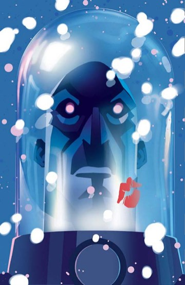 mr freeze dessin