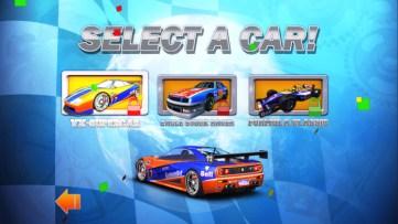 90s arcade race